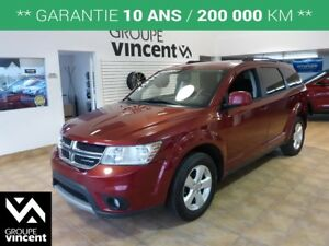 2011 Dodge Journey SXT**GARANTIE 10 ANS**