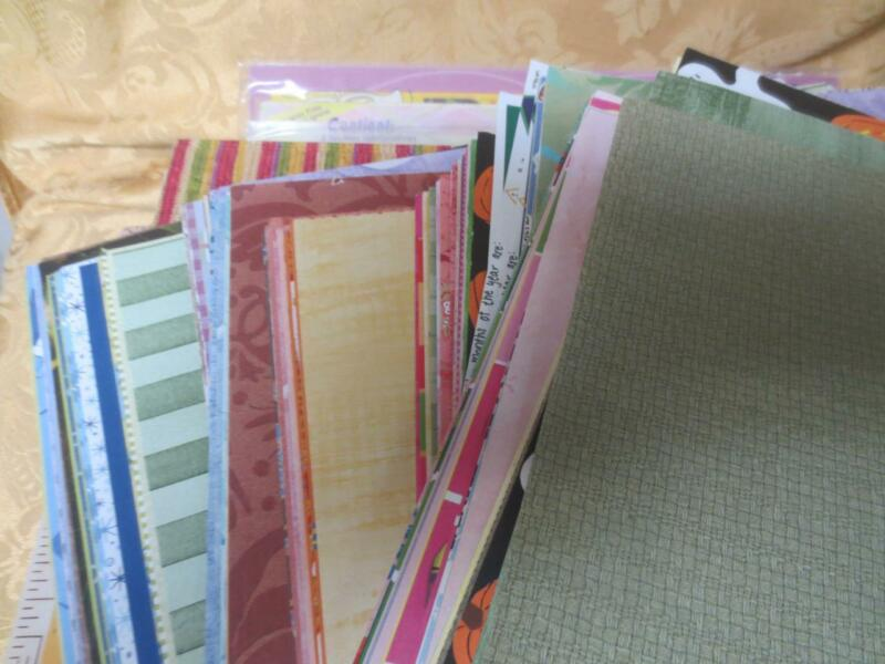 11 bs Craft Paper & Scrapbooking Kits - Martha Stewart Teresa Collins K&Company