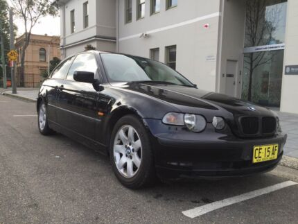 04 BMW 316ti. Great car,low kms,long rego, only 6600!!! Strathfield Strathfield Area Preview