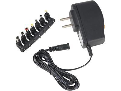 Rca 300ma Universal Ac To Dc Adjustable Voltage Power Supply Adapter