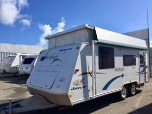 "2005 Jayco Heritage 17'6"" Rockingham Rockingham Area Preview"
