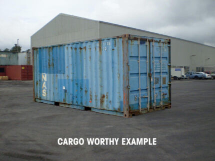 20ft Shipping Containers For Sale Wollongong 2500 Wollongong Area Preview