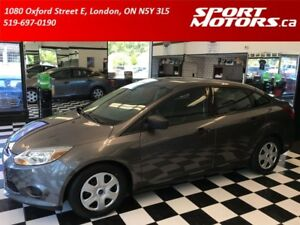 2014 Ford Focus New Tires & Brakes! A/C! Bluetooth! Microsoft Sy