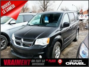 2012 Dodge Grand Caravan SE/SXT STOW'N GO - AIR CLIMATISÉ