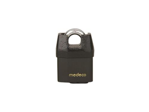 """Medeco All Weather 7/16"""" x 3/4"""" Shrouded Shackle Padlock With High Security"""