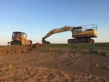 Laurie Kowald Earthmoving. Dozer Scraper Grader Excavator Hire Gracemere Rockhampton City Preview