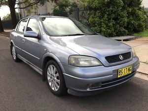 2004 Holden Astra TS CDX Auto 7months Rego Low Kms Liverpool Liverpool Area Preview