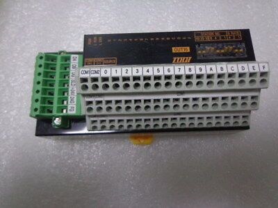 TOYOGIKEN CC-Link OUTPUT UNIT TYPE:C16P-CT1V