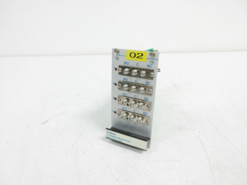 PICKERING 10-780-524 4X CHANGEOVER MICROWAVE RELAY 20 GHZ 50 OHM SMA