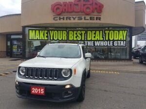 2015 Jeep Renegade North MY SKY OPEN ROOF H-TED WHEEL H-TED SEAT