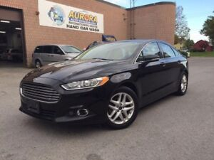 2013 Ford Fusion SE - LEATHER - MICROSOFT SYNC - ALLOYS