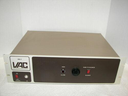 VAC Vacuum Atmospheric Chamber Alarm AA-1