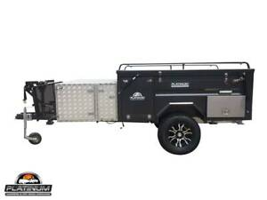 Platinum Chariot S3 Double Fold Camper Trailer $99p/w Earlville Cairns City Preview