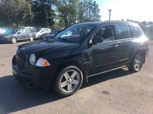 2008 Jeep Compass Sport