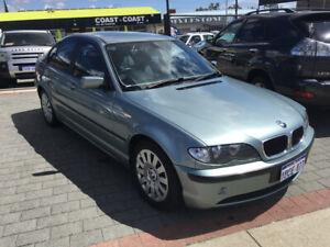 2002 BMW 3 Series 18i EXECUTIVE FREE 15 MONTH WARRANTY  Wangara Wanneroo Area Preview