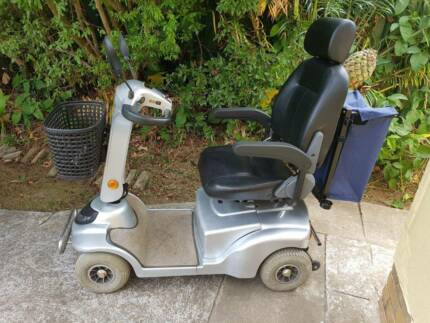 Mobility scooter in sydney region nsw scooters gumtree mobility scooter 2 good condition fandeluxe Images