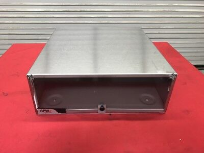 Hot Dog Bun Storage Cabinet Holder Unheated Standex Bc-20 8085 Commercial Nsf