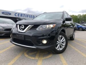 2016 Nissan Rogue S REMOTE KEYLESS ENTRY|BLUETOOTH|ROOF RAILS