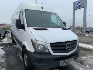 2014 Mercedes Benz Sprinter Cargo Vans + 170'' + HIGH ROOF DIESE