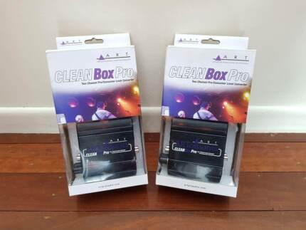 DI Direct Input / Direct Inject Clean Box & Level Converter