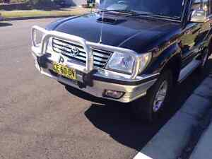95 series Toyota prado bullbar Merrylands Parramatta Area Preview