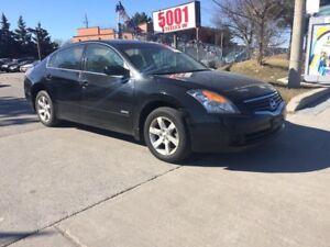 2008 Nissan Altima HYBRID,AUTO,232KM,$3888.