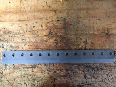 Toro Bedknife Part 63-8600 Brand New Set Of 3
