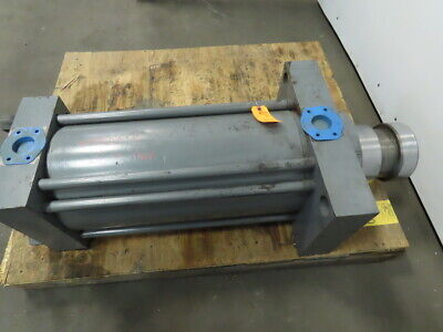 Hydraulic Tie Rod Cylinder 10 Bore 20 Stroke Double Acting