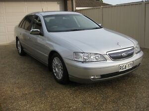 2005 Ford Fairlane Sedan - PRICED TO SELL Daw Park Mitcham Area Preview