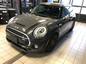 2016 MINI Cooper S COOPER S ROOF HEATED SEATS THUNDER GREY 189HP