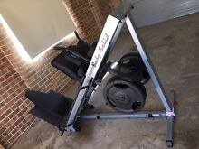 Leg Press / Hack Squat Machine Dolans Bay Sutherland Area Preview