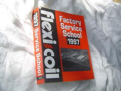 Flexi Coil Factory Service Training School Manual 20 Series 1330 Seeder Cart