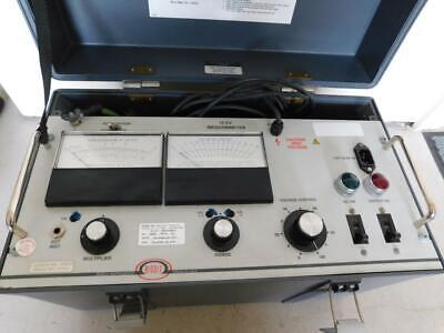 Biddle Megger Cat 210415 15 Kv Megohmmeter Insulation Voltage Tester Meter