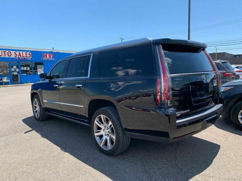 Image 5 Voiture American used Cadillac Escalade 2015