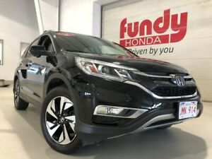 2016 Honda CR-V Touring w/loaded features ONE LOCAL OWNER