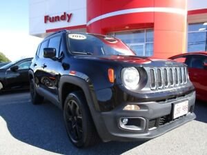 2015 Jeep Renegade North RARE FIND!!! $166.50 B/W AWD, NO ACCIDE