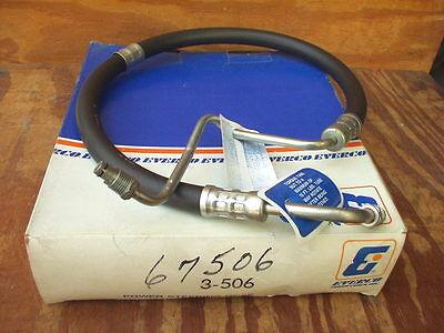 1979 1981 Ford Mustang Ghia Grande Mach I power steering hose Everco 3-506 NOS!