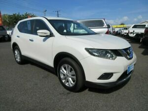 2015 Nissan X-Trail T32 ST  X-tronic Pearl White 6 Speed Constant Variable Wagon Winnellie Darwin City Preview
