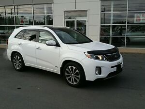 2015 Kia Sorento SX AWD LEATHER NAVIGATION