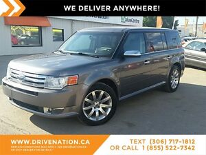 2009 Ford Flex Limited 7 PASSENGER! AWD! LEATHER