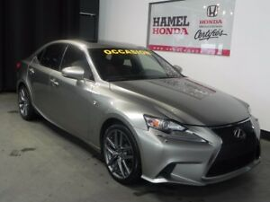 2014 Lexus IS 250 F AWD