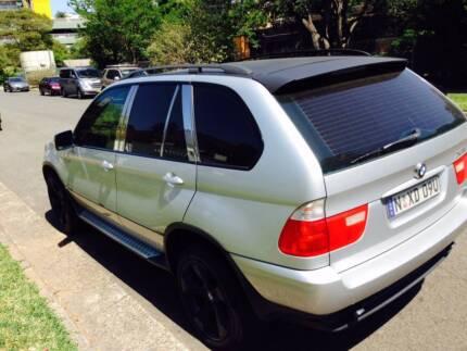 2003 BMW X5 3.0i Grey 5 Speed Auto URGENT SALE!!!!! Parramatta Parramatta Area Preview