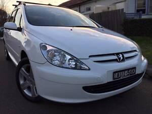 2005 Peugeot 307 Hatchback Belmore Canterbury Area Preview