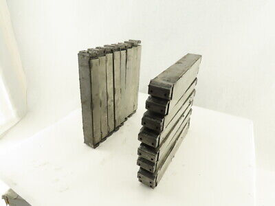 1-12 X 1 X 10 Long Strip Magnet Magnetic Conveyor Lot Of 16