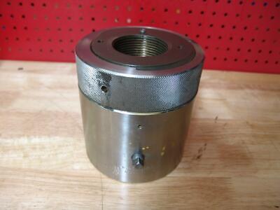 Enerpac Hydraulic Hollow Cylinder Nickel Plated 6 X 5 12 X 2 14 Hole