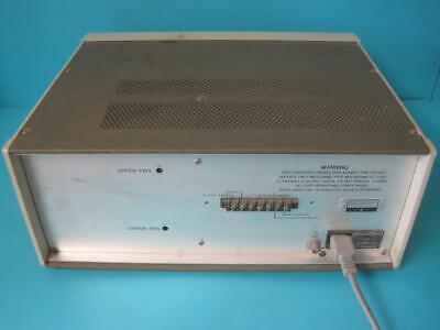 Agilent Hp Hewlett Packard Chart Recorder Strip Plotter Model 7133a Used Plot