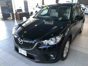 2014 Mazda CX-5 0.9% FINANCING! GT! LEATHER!