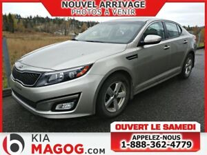 2014 Kia Optima LX / JAMAIS ACCIDENTÉ