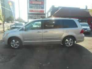 2011 Volkswagen Routan Comfortline / LEATHER / SLIDING DOORS / A