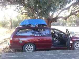 Holden Commodore 1999 station wagon V6 192.000 km 5 seats 2 sleep Balaclava Port Phillip Preview